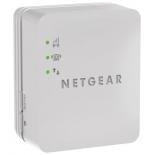 адаптер Wi-Fi Повторитель беспроводного сигнала Netgear WN1000RP-100PES, белый