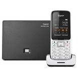 IP-телефон Gigaset SL450A Go, серебристый