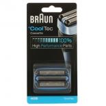 товар Сетка и режущий блок для электробритвы Braun CoolTec 40B