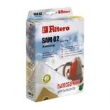 аксессуар к бытовой технике Filtero SAM 02 Экстра, набор пылесборников