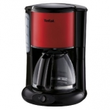 кофеварка Tefal CM 361D38 красная
