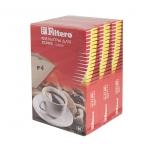 аксессуар к бытовой технике Фильтр Filtero №4 (для кофеварок) коричневый