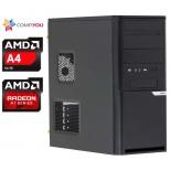 CompYou Office PC W155 (CY.562415.W155), купить за 17 240 руб.