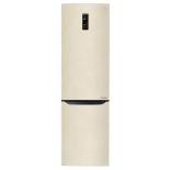 холодильник LG GW-B489 SEFZ, бежевый