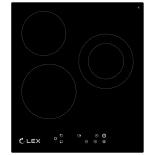 Варочная поверхность Lex EVH 431 BL, черная