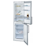 холодильник Bosch KGN39XI15, серебристый