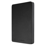 жесткий диск Toshiba CANVIO ALU 500GB, чёрный