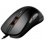 мышка SteelSeries Rival 300 Black USB (62351)