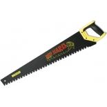 пила ручная Stayer Deep Hard 2-15097 ножовка по пенобетону (700 мм, 2-комп. ручка)