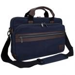 сумка для ноутбука Dell Essential Topload (460-BBJS-460-BBHF) темно-синяя