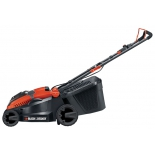 газонокосилка Black&Decker CLM3820L2 (колесная)