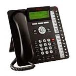 IP-телефон Avaya 1616-I, черный