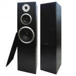 акустическая система Напольные колонки Attitude Alpha 350, Черные