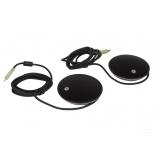 микрофон для ПК Logitech Microphone Group (989-000171), черный