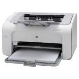 лазерный ч/б принтер HP LaserJet Pro P1102 CE651A#ACB