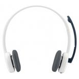 гарнитура для ПК Logitech Stereo Headset H150, белая