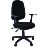 компьютерное кресло Chairman 661 15-21 (1182994), черное