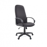 стул Chairman Офисное кресло 279 JP15-1 черно-серый