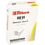 фильтр для пылесоса Filtero SIE01 Эконом, комплект пылесборников