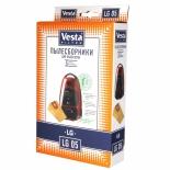 фильтр для пылесоса Vesta LG05, комплект пылесборников