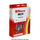 аксессуар к бытовой технике Filtero DAE 03 Standard, комплект пылесборников