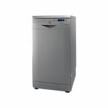 Посудомоечная машина Indesit DSR 57M19 A S, серебристая