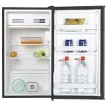 холодильник Shivaki SHRF-106 CHS, серебристый