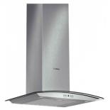 вытяжка кухонная Bosch DWA 06 E 651 60 IX, серебристая