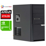 CompYou Home PC H557 (CY.562753.H557), купить за 16 990 руб.