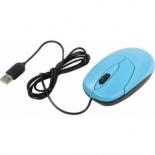 мышка Genius XScroll V3 USB, синяя