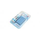 чистящая принадлежность для ноутбука Комплект для очистки ноутбуков Parity (спрей + 2 салфетки из микрофибры)