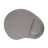 коврик для мышки Buro BU-GEL, Серый