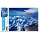 коврик для мышки Buro BU-R51748 (Рисунок/Самолет)