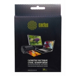 чистящая принадлежность для ноутбука Салфетки Cactus CS-T1003
