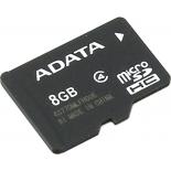 карта памяти Adata microSDHC Class (8 Gb, Class 4)