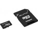 карта памяти Qumo MicroSD 2Gb (c адаптером)