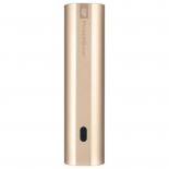 аксессуар для телефона Внешний аккумулятор GP GPFN03MGE-2CRB1 3000 mAh, золотистый