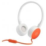 гарнитура для телефона HP H2800, оранжевая