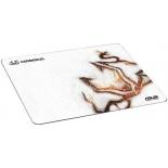 коврик для мышки Asus Cerberus Arctic черный/белый