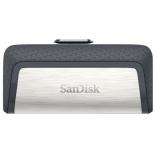 usb-флешка SanDisk Ultra USB 3.0/USB-С Flash Drive 128Gb