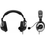 гарнитура для пк Dialog M-780HV, серебристо-черная