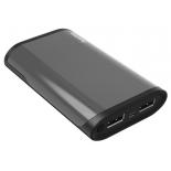 аксессуар для телефона Мобильный аккумулятор Hama Fuel Up 6000mAh, черный