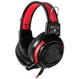 гарнитура для пк Oklick HS-G300, черно-красная
