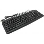 клавиатура Defender HM-830 USB, черная
