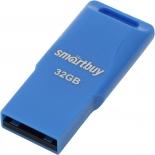 usb-флешка SmartBuy Funky 32GB, синяя