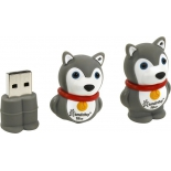 usb-флешка SmartBuy Wild Series Dog (16 Gb, USB 2.0)