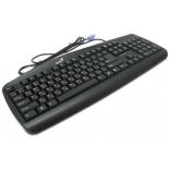 клавиатура Genius KB-110 PS/2, черная