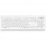 клавиатура Genius SlimStar 130 USB, белая