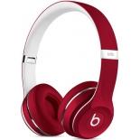наушники Beats Solo 2 Luxe Edition, красные