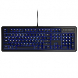 клавиатура Steelseries APEX 100 USB Multimedia Gamer LED, черная